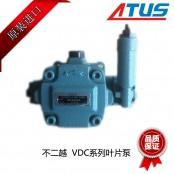 不二越VDC系列叶片泵