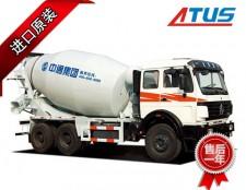 搅拌运输车液压泵、马达及减速机