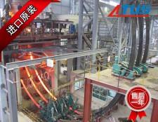 弧形lian铸机液压beng、马达及减速机